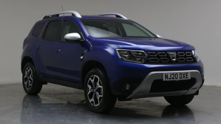 2020 Used Dacia Duster 1.5L Prestige Blue dCi