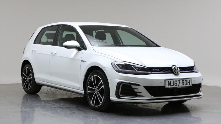 2017 Used Volkswagen Golf 1.4L GTE TSI
