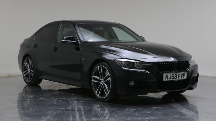 2018 used BMW 3 Series 3L M Sport Shadow Edition 340i