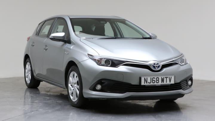 2018 Used Toyota Auris 1.8L Icon Tech VVT-h