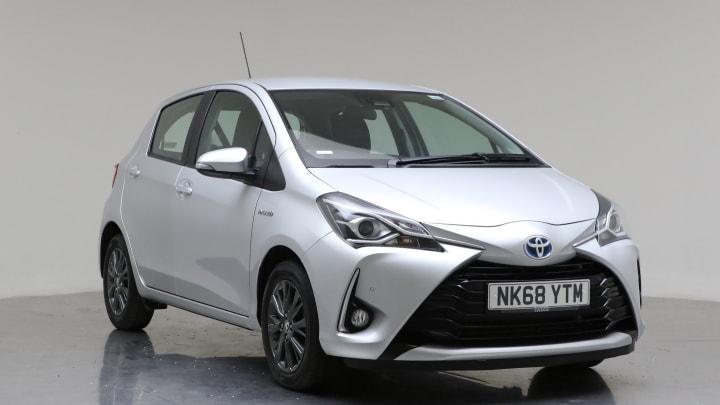 2018 Used Toyota Yaris 1.5L Icon Tech VVT-h