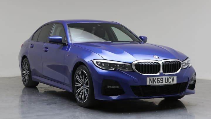 2019 Used BMW 3 Series 2L M Sport 320d