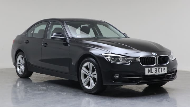 2018 Used BMW 3 Series 2L Sport 330e
