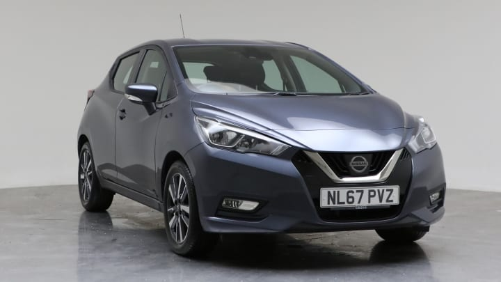 2017 Used Nissan Micra 1L Acenta