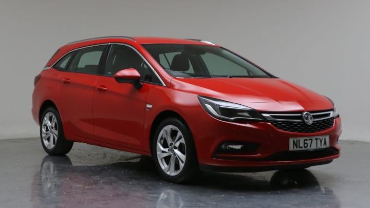 2017 Used Vauxhall Astra 1.4L SRi Nav i Turbo