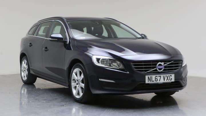 2017 Used Volvo V60 2L SE Nav T4