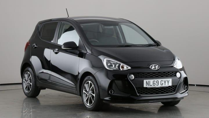 2019 Used Hyundai i10 1L Premium