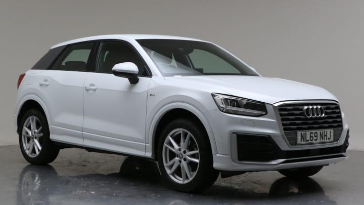 2019 Used Audi Q2 1.5L S line CoD TFSI
