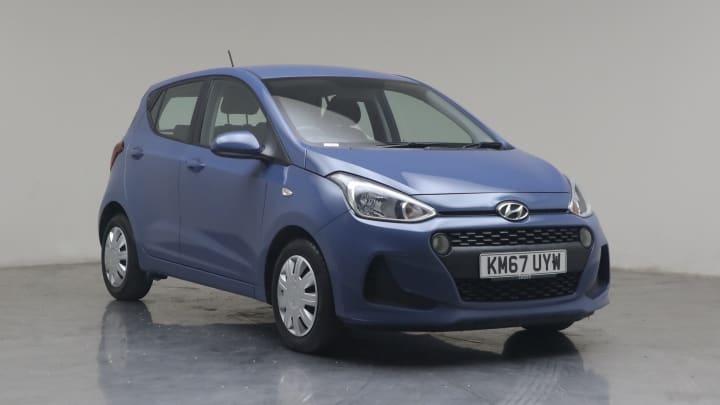 2017 used Hyundai i10 1L SE