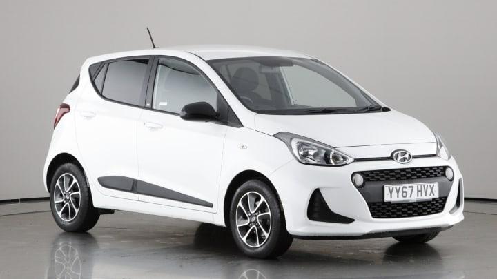 2018 used Hyundai i10 1L GO! SE