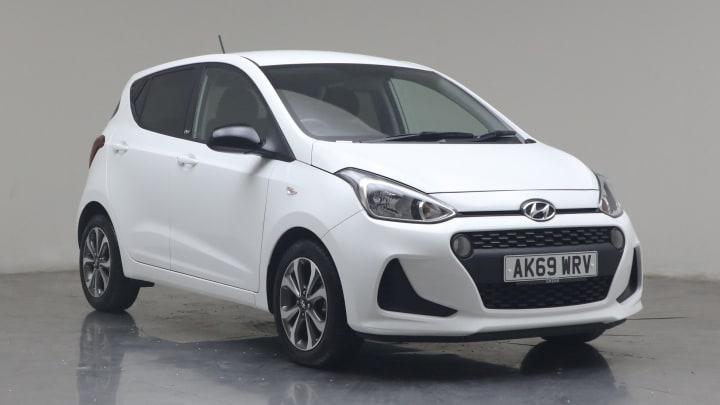 2020 used Hyundai i10 1L Play