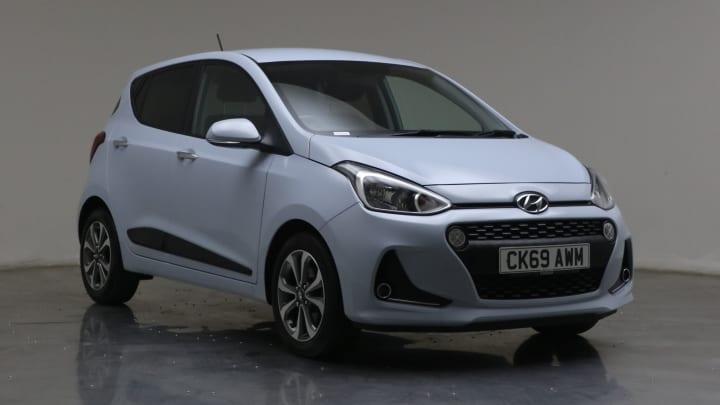 2019 used Hyundai i10 1.2L Premium SE