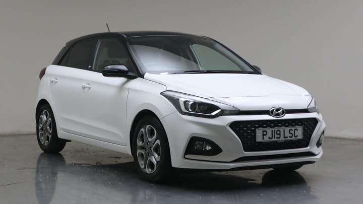 2019 used Hyundai i20 1.2L Play