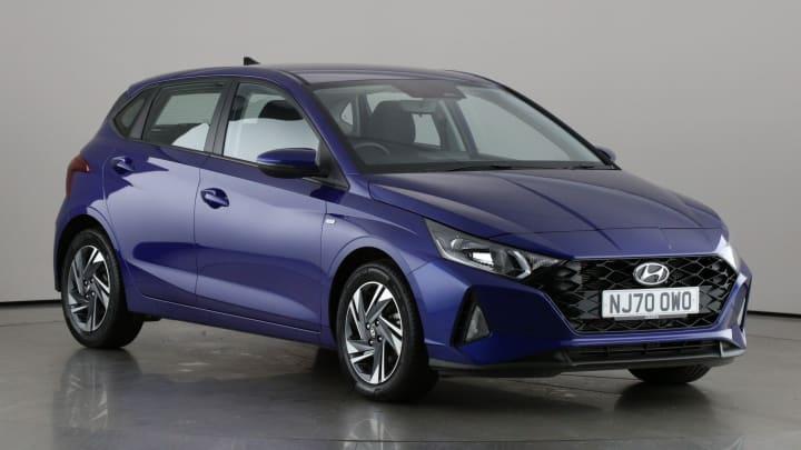 2020 used Hyundai i20 1L SE Connect T-GDi MHEV