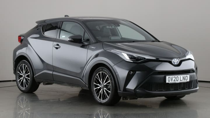 2020 used Toyota C-HR 1.8L Excel VVT-h