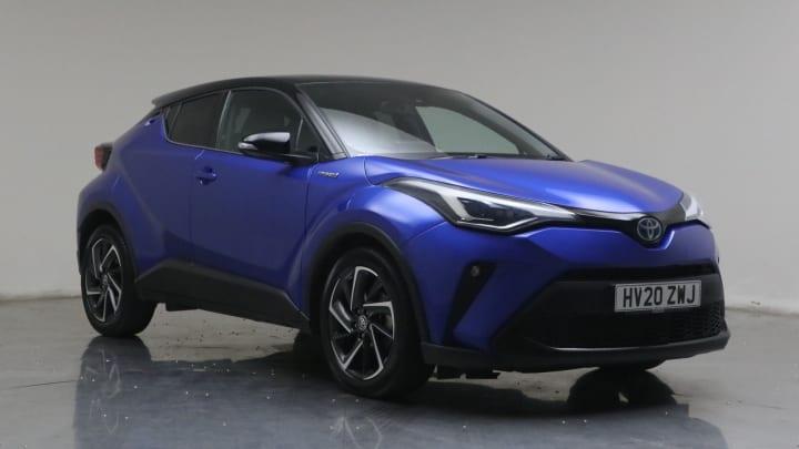 2020 used Toyota C-HR 1.8L Dynamic VVT-h