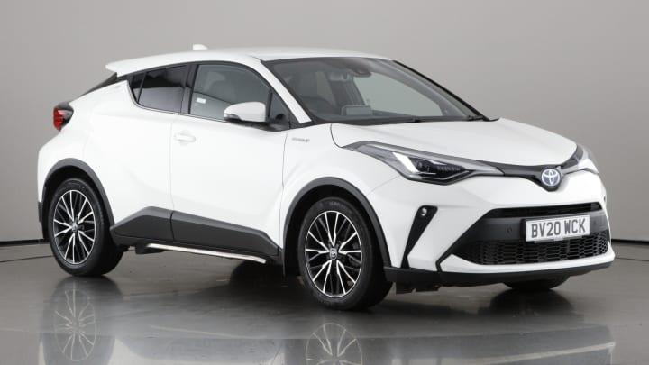 2020 used Toyota C-HR 2L Excel VVT-h