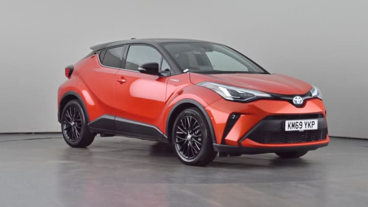 2020 used Toyota C-HR 2L Orange Edition VVT-h