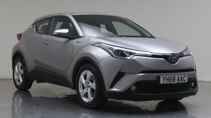 2019 used Toyota C-HR 1.8L Icon VVT-h