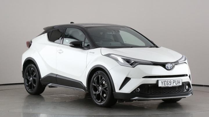 2019 used Toyota C-HR 1.8L Dynamic VVT-h