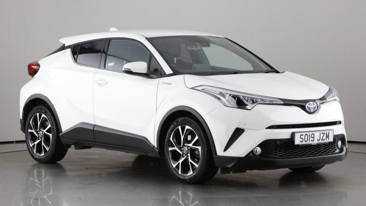 2019 used Toyota C-HR 1.8L Design VVT-h
