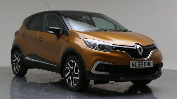2018 Used Renault Captur 1.5L Iconic dCi