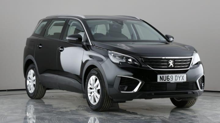 2020 Used Peugeot 5008 1.2L Active PureTech