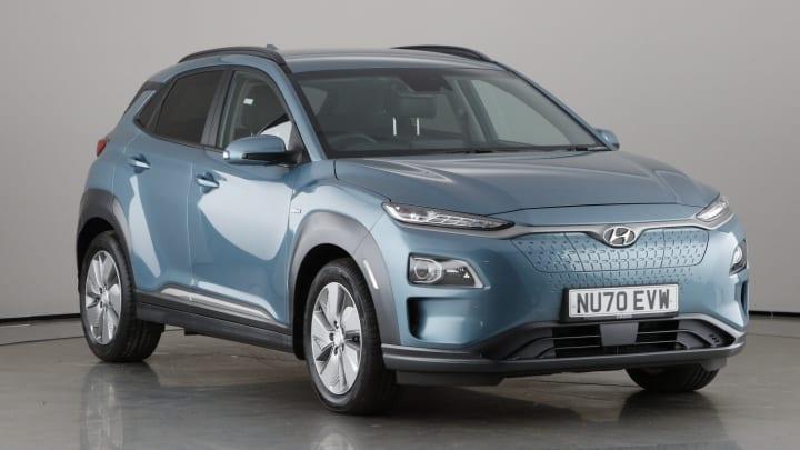 2020 used Hyundai Kona Premium SE