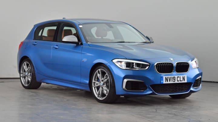 2019 used BMW 1 Series 3L M140i