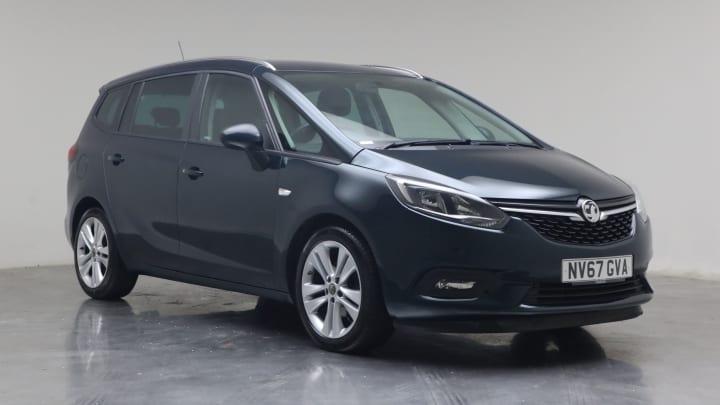 2018 Used Vauxhall Zafira Tourer 1.4L SRi Nav i Turbo