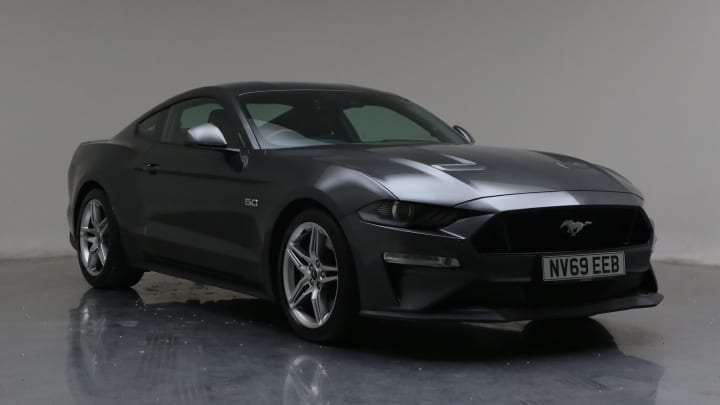 2020 Used Ford Mustang 5L GT V8