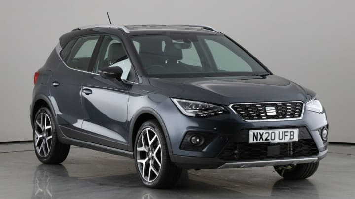 2020 Used Seat Arona 1L XCELLENCE Lux TSI