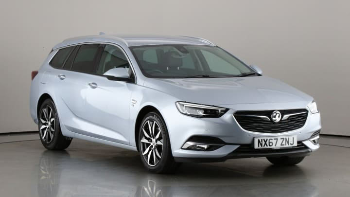 2017 Used Vauxhall Insignia 2L Elite Nav BlueInjection Turbo D