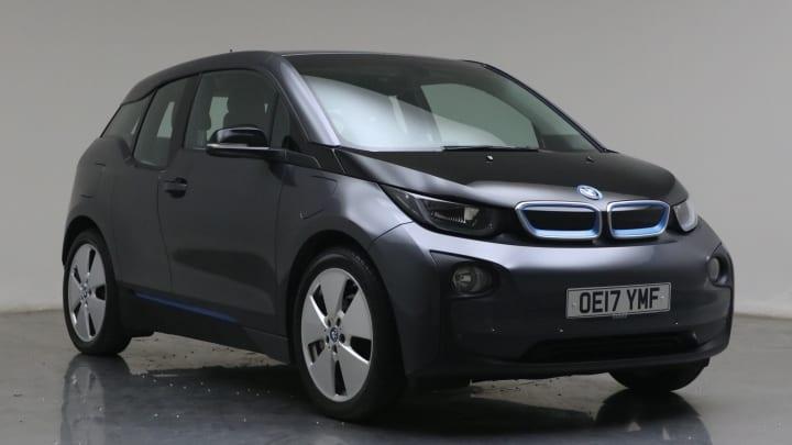 2017 Used BMW i3 0.6L