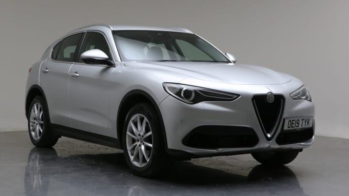 2019 Used Alfa Romeo Stelvio 2L Speciale T