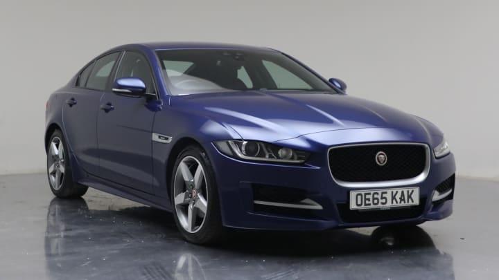 2016 Used Jaguar XE 2L R-Sport d