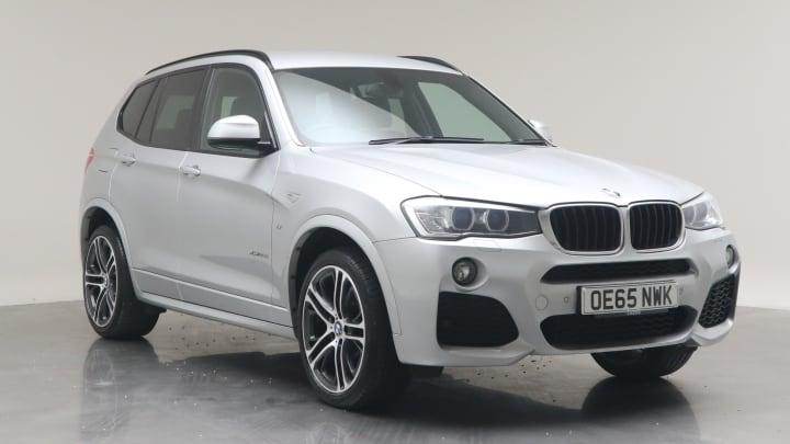 2015 Used BMW X3 2L M Sport 20d