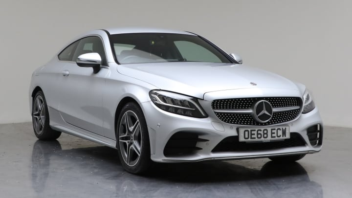 2018 Used Mercedes-Benz C Class 1.5L AMG Line EQ Boost C200