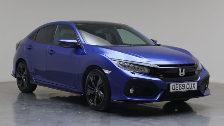 2019 Used Honda Civic 1.5L Sport Plus VTEC Turbo