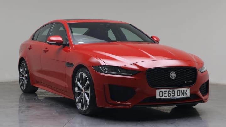 2019 Used Jaguar XE 2L R-Dynamic HSE d