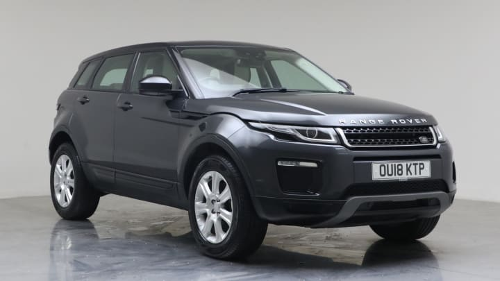 2018 Used Land Rover Range Rover Evoque 2L SE Tech TD4