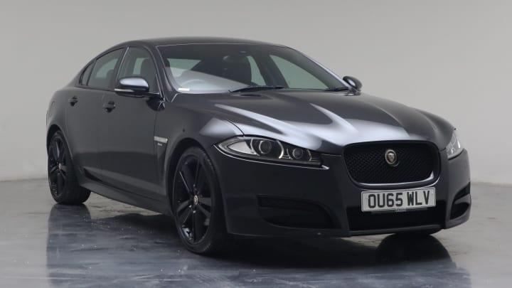 2015 Used Jaguar XF 2.2L R-Sport Black TD