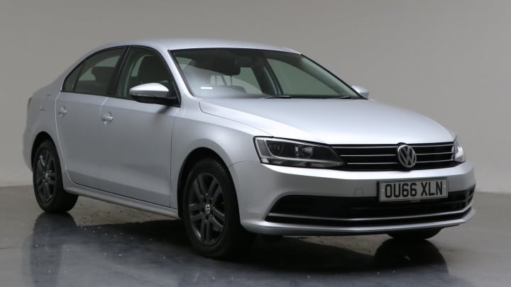 2016 Used Volkswagen Jetta 2L SE BlueMotion Tech TDI
