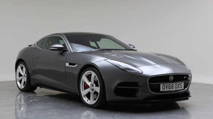 2018 Used Jaguar F-Type 5L R V8