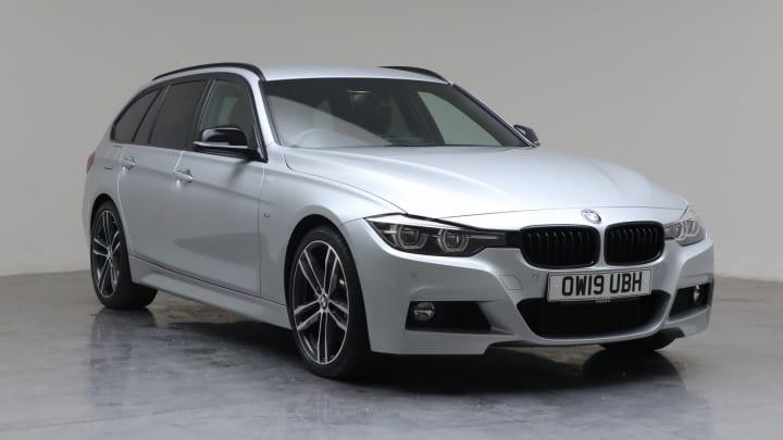 2019 Used BMW 3 Series 3L M Sport Shadow Edition 340i