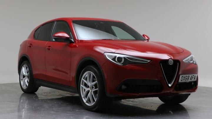 2019 Used Alfa Romeo Stelvio 2.1L Milano Edizione TD