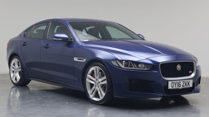 2016 Used Jaguar XE 3L S V6
