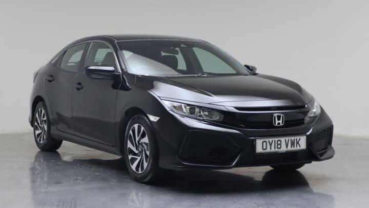 2018 Used Honda Civic 1L SE VTEC Turbo