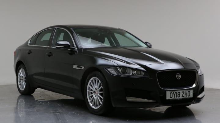 2018 Used Jaguar XF 2L Prestige d