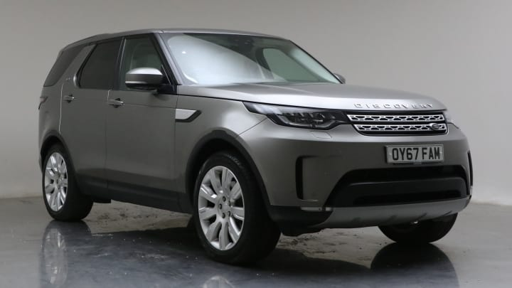 2017 Used Land Rover Discovery 3L HSE Luxury TD V6